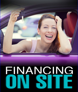 Financing on site